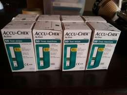 Accu-check Active test strips