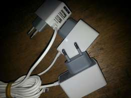 Ori ginalsamsung charger with 2 port