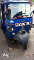 Piaggio Diesel tuktuk for sale. Negotiable prices