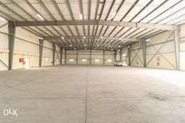 1500 Sqm Warehouse Available for Rent in Industrial Area