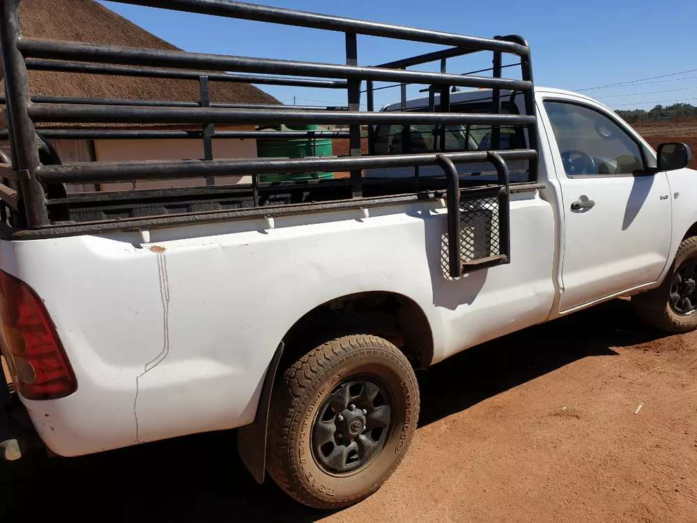 Manual Cars Bakkies For Sale In Krugersdorp Olx South Africa
