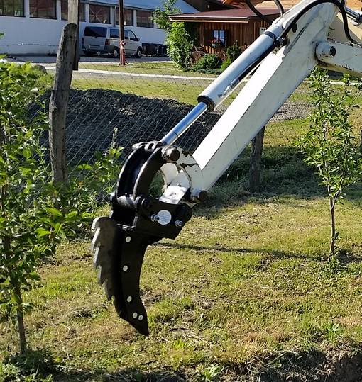 RR7-9ROOT RIPPING TINE FOR EXCAVATORS TO FIT 7-9 T MACHINES