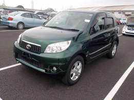Toyota Rush 2010 Foreign Used For Quick sale Asking Price 1,500,000/=