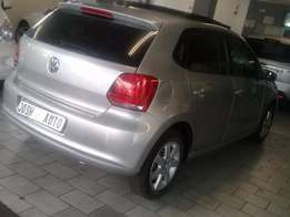 Pre owned 2013 Polo 1.4 comfort line