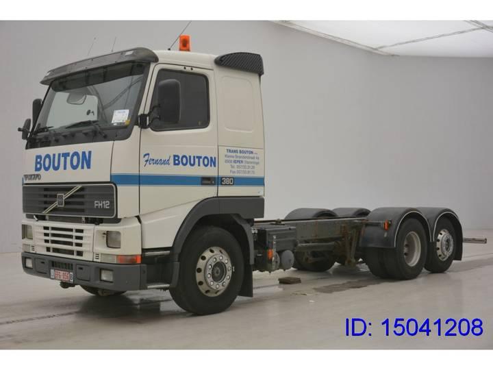 Volvo FH12.380 - 6X2 - 1998