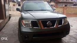 Nissan Pathfinder 2007 Tokunbo Located at Yaba