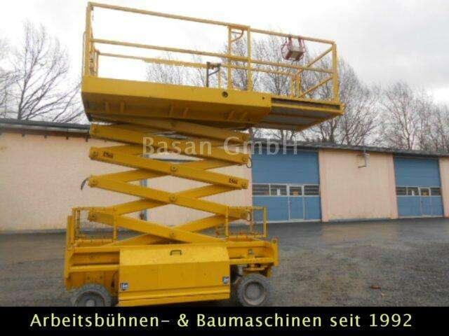 Arbeitsbühne H.a.b. S125 16e2wd, Ah 12,5 M - 2014