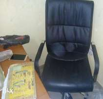 Top quality new leather office swivel chair