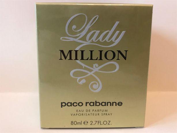 Paco Rabanne Lady Million 80ml. Okazja Wieliczka - image 1