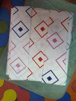 Cotton bedsheets ,consisting of two bedsheets and two pillow cases