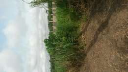 Full Plot at Apromase near KNUST. no issues with it