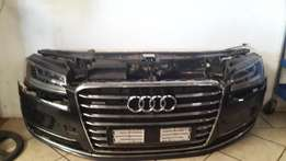 Complete Front A8