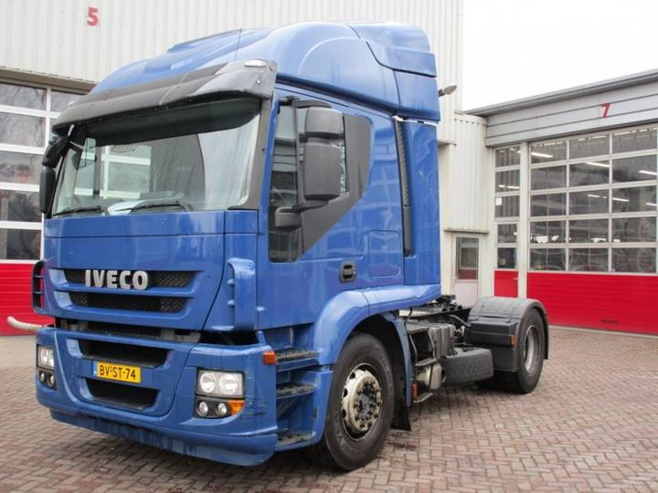 Iveco Stralis At440s36t Euro 5 Eev - 2009