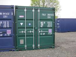 Grade updated Truck Container