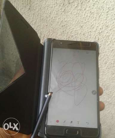 Note 4 pro with xpen and pouch Ikeja - image 3