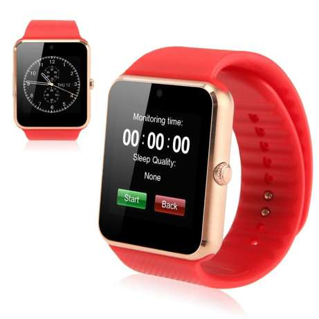 Red and gold smart phone watch Mbombela - image 3