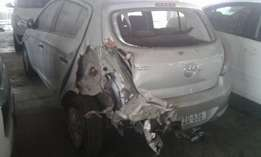 Stripping for parts Hyundai i20 New spec 1.2 Front end available
