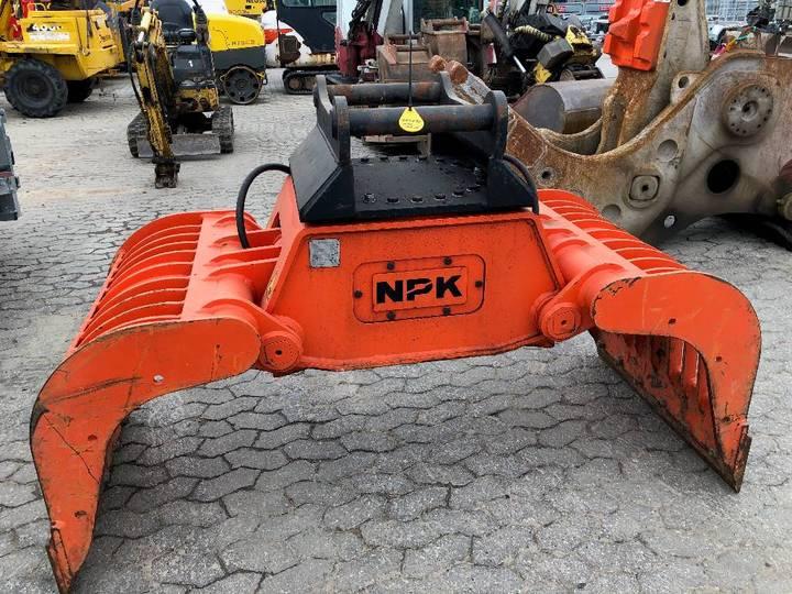 NPK Dg16 Sortergrab - 2017