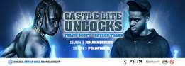 1 Castlelite unlocks johannesburg general access ticket