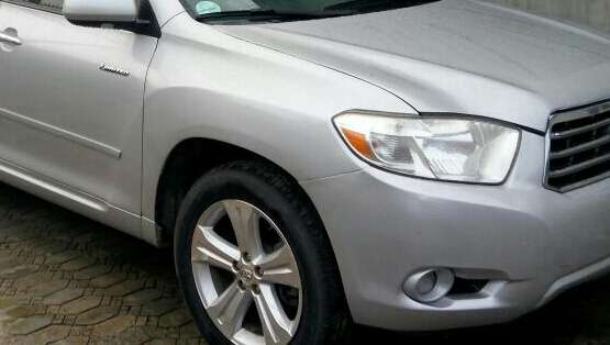 Toyota Highlander 2008 (Registered) Ojokoro - image 8