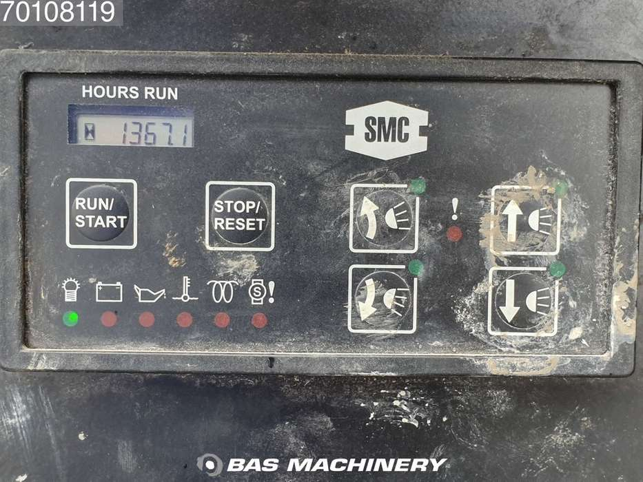 SMC TL-90 LIKE NEW - LOW HOURS - 2014 - image 10