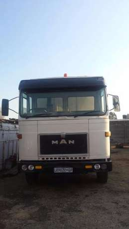 MAN 10 cube tipper WITH 407 ADE TURBO Kempton Park - image 1