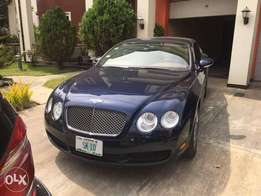 2011 Bentley Continental Coupe