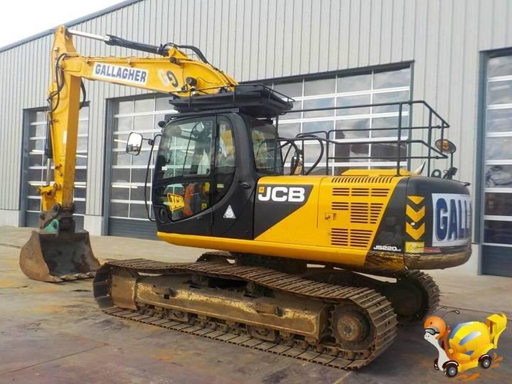 JCB 220 LC - 2012