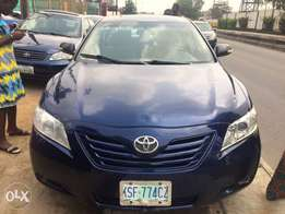 Registered Toyota Camry 08/09