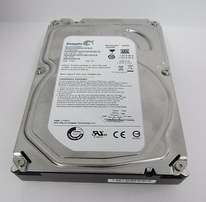 Seagate harddrives available