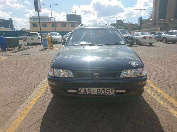 1996 Toyota corolla G touring Parklands - image 1