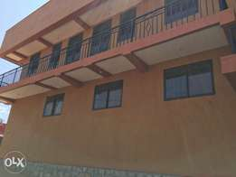 a double house apartment for rent in Kireka