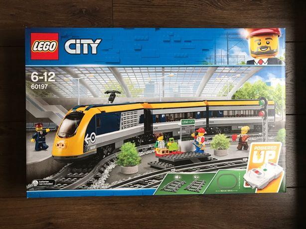 Lego City 60197 Pociąg Pasażerski Nowy Tychy Olxpl