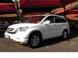 Honda cr-v 2.4 vtec executive a/t