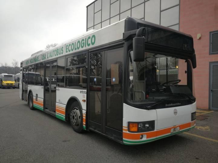 City Bredamenarini M 240 NU - CNG  bus - 2003