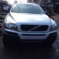 direct tokunbo first body volvo XC90 06 with full option