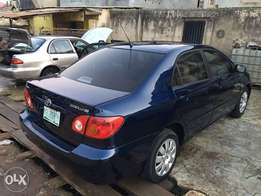 11mnthd used 2004 Corolla LE wth xcellent engine