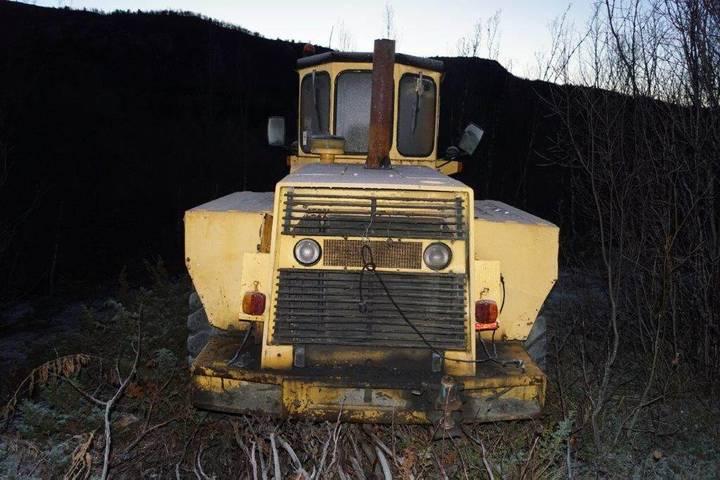 Hanomag 55 C - 1982