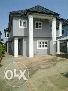 Lovely 5 bed room duplex with a room bq for sale Ikeja - image 1