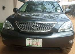 Fabulous Lexus Rx330 05 model. For sale in asaba