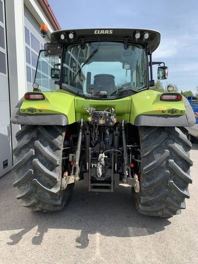Claas arion 640 cmatic - 2017 - image 7