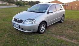2004 Toyota RunX 160i Rx for sale