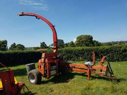 Pottinger mex 6 forager three row
