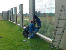 Palisade Fencing/Electrical Fencing/Partitioning, etc