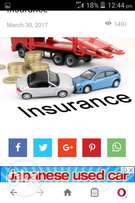 Motor vehicles insurance policy
