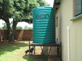 New Eco Water tank