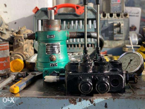Hydraulic Pump Repair and Maintenance