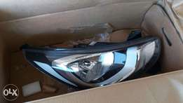 Hyundai accent headlights for sale