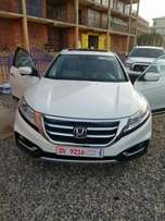 A neat Honda crosstour 2015 model for sale