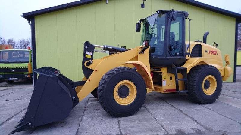 New Holland W 170 C Mietbar - 2014